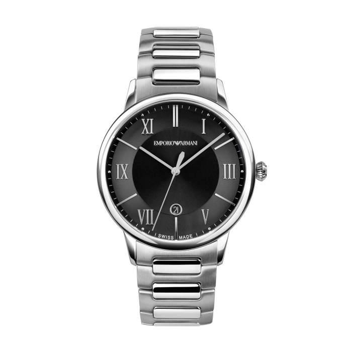 Emporio Armani Swiss Made ARS5001 - Gioielleria Casavola Noci - orologio svizzero uomo - dress watch - main
