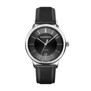 Emporio Armani Swiss Made ARS5100 - Gioielleria Casavola Noci - orologio automatico uomo svizzero - dress watch for men - main