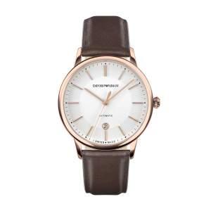 Emporio Armani Swiss Made ARS5102 - Gioielleria Casavola Noci - orologio uomo automatico elegante - mens dress watches - main
