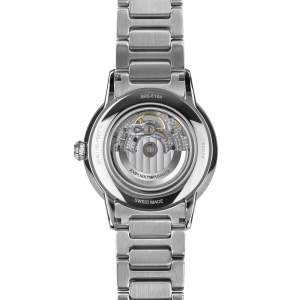 Emporio Armani Swiss Made ARS5104 - Gioielleria Casavola Noci - orologio uomo acciaio automatico - stainless steel mens watches - calibro