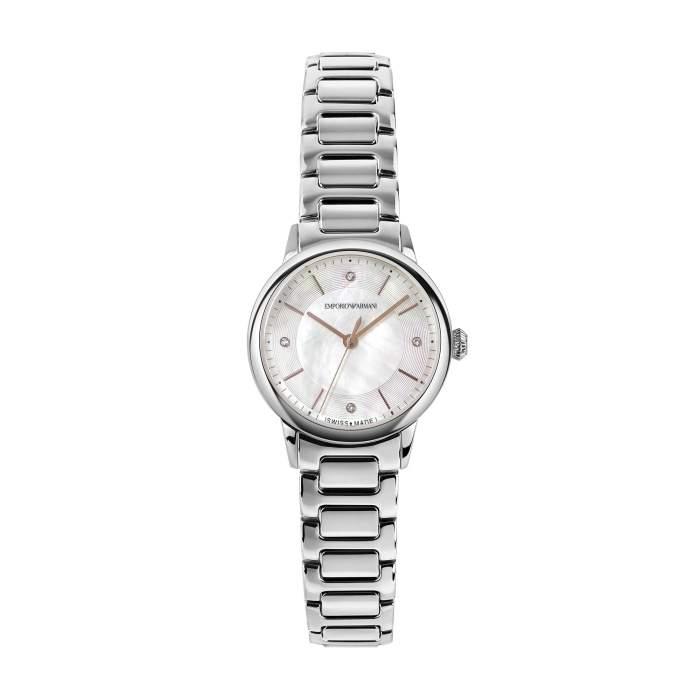 Emporio Armani Swiss Made ARS5300 - Gioielleria Casavola Noci - orologio donne diamanti - idee regalo - main