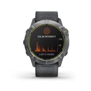 Garmin Enduro - Gioielleria Casavola Noci - sportwatch GPS multifunzione - funzione solar
