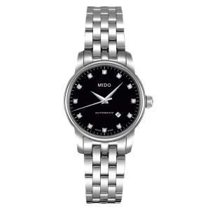 Mido Baroncelli M7600.4.68.1 - Gioielleria Casavola Noci - idee regalo donne - orologio automatico diamanti