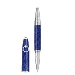Montblanc Elizabeth Taylor Muses roller 125522 - Gioielleria Casavola Noci - luxury pen - idee regalo collezione - main