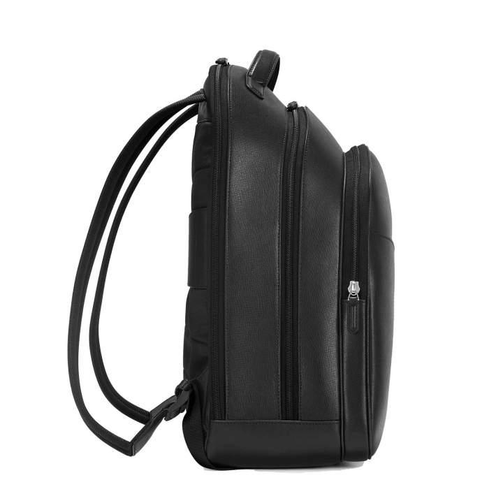 Montblanc Sartorial Zaino 128544 - Gioielleria Casavola Noci - everyday backpack - zip e cerniere