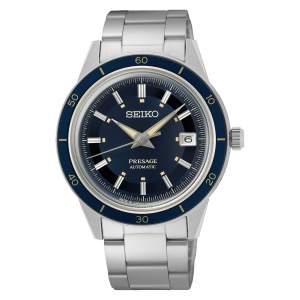 Seiko Presage SRPG05J1 - Gioielleria Casavola Noci - orologio automatico uomo elegante acciaio - main