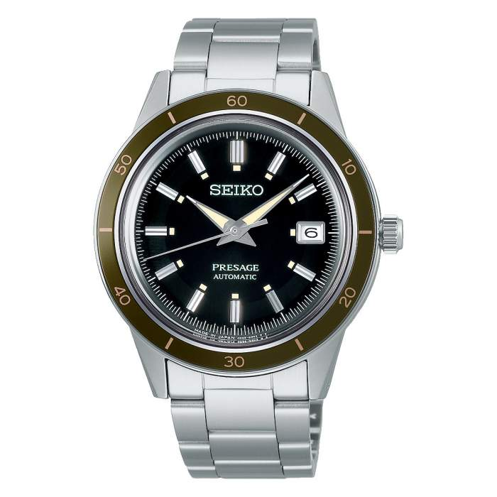 Seiko Presage SRPG07J1 - Gioielleria Casavola Noci - orologio automatico uomo elegante acciaio - main